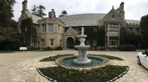 LA Going to Playboy Mansion?